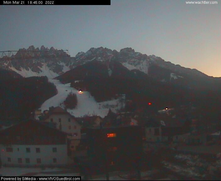 Webcam al Baranci